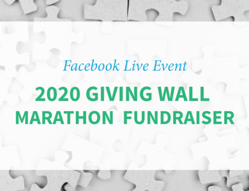 2020 Giving Wall Marathon Fundraiser